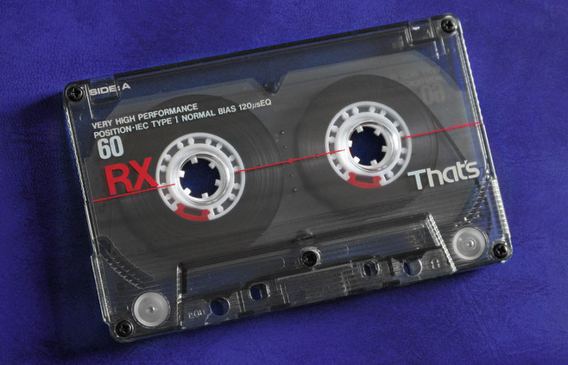 That's нормал: феррумная кассета That's RX 60 1990 года