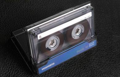 Woolworth ferric 90: кассета родом из супермаркета