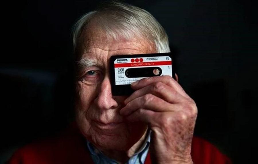 Светлая память изобретателю компакт-кассет Лу Оттенсу