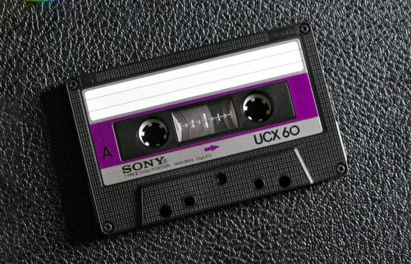 Хромовая аудиокассета Sony UCX 60: отличный вид и посредственная точность записи