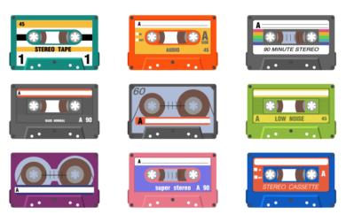 """Аудиокассеты: несмотря на то, что они """"несколько паршивы"""", их продажи удвоились во время пандемии - и вот почему"""